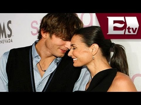 Demi Moore y Ashton Kutcher ¿juntos? / Demi Moore y Ashton Kutcher  breaking news / Función