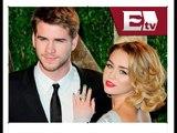 Miley Cyrus y Liam Hemsworth terminan su compromiso matrimonial/ Función con Joanna Vegabiestro