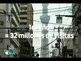 Las cifras de la Tokyo Skytree, la torre más alta del mundo