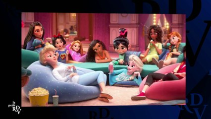 Une princesse Disney blanchie - Le petit RDV du du 03/10 - CANAL+