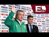 Inicia el trabajo de José Manuel Vucetich como Técnico de la Selección Mexicana/Excélsior Informa