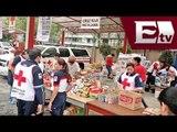 "Cruz roja llega a zonas incomunicadas por ""Manuel e Ingrid"" /Mariana H. y Kimberly Armengol"