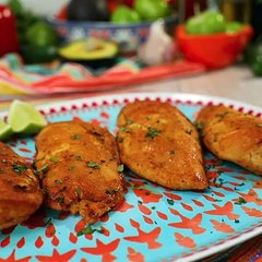 Wickedly Good Chile Limon Chicken