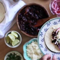 TABASCO® Chipotle Brisket Tacos
