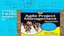 agile project management for dummies pdf