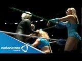 Estrellita, Luna Mágica y Dalys vs. Tiffany, Vaquerita y Zeuxis 13/07/13