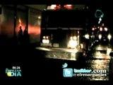 Cortocircuito provoca incendio en restaurante del Centro