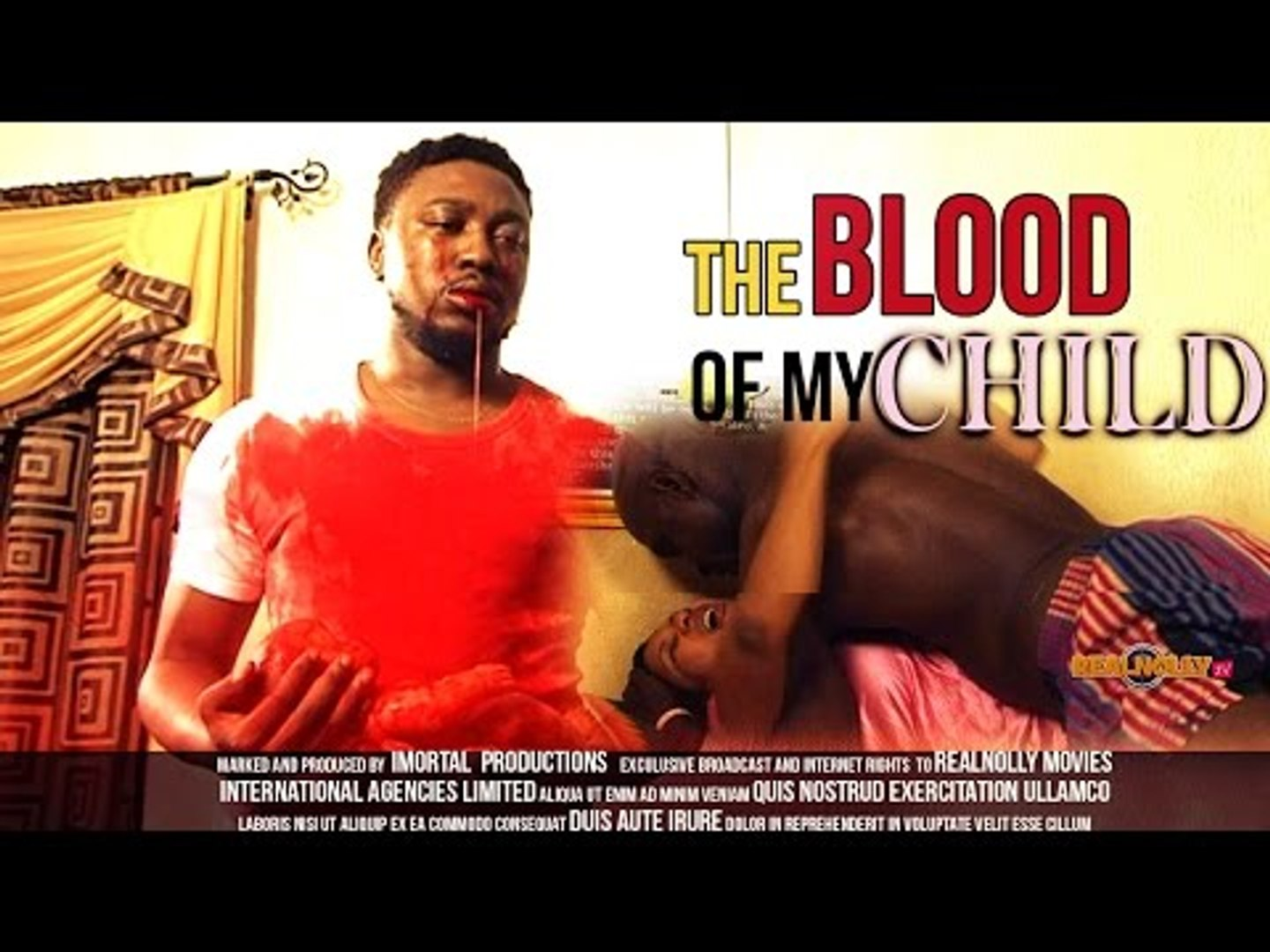The Blood Of My Child 1 - 2014 Latest  Nollywood Movie