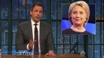 Late Night with Seth Meyers S03 - Ep36 The Meyers family, Brian Chase HD Watch