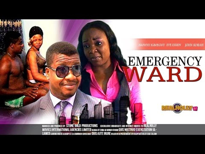 Nigerian Nollywood Movies - Emergency Ward 1