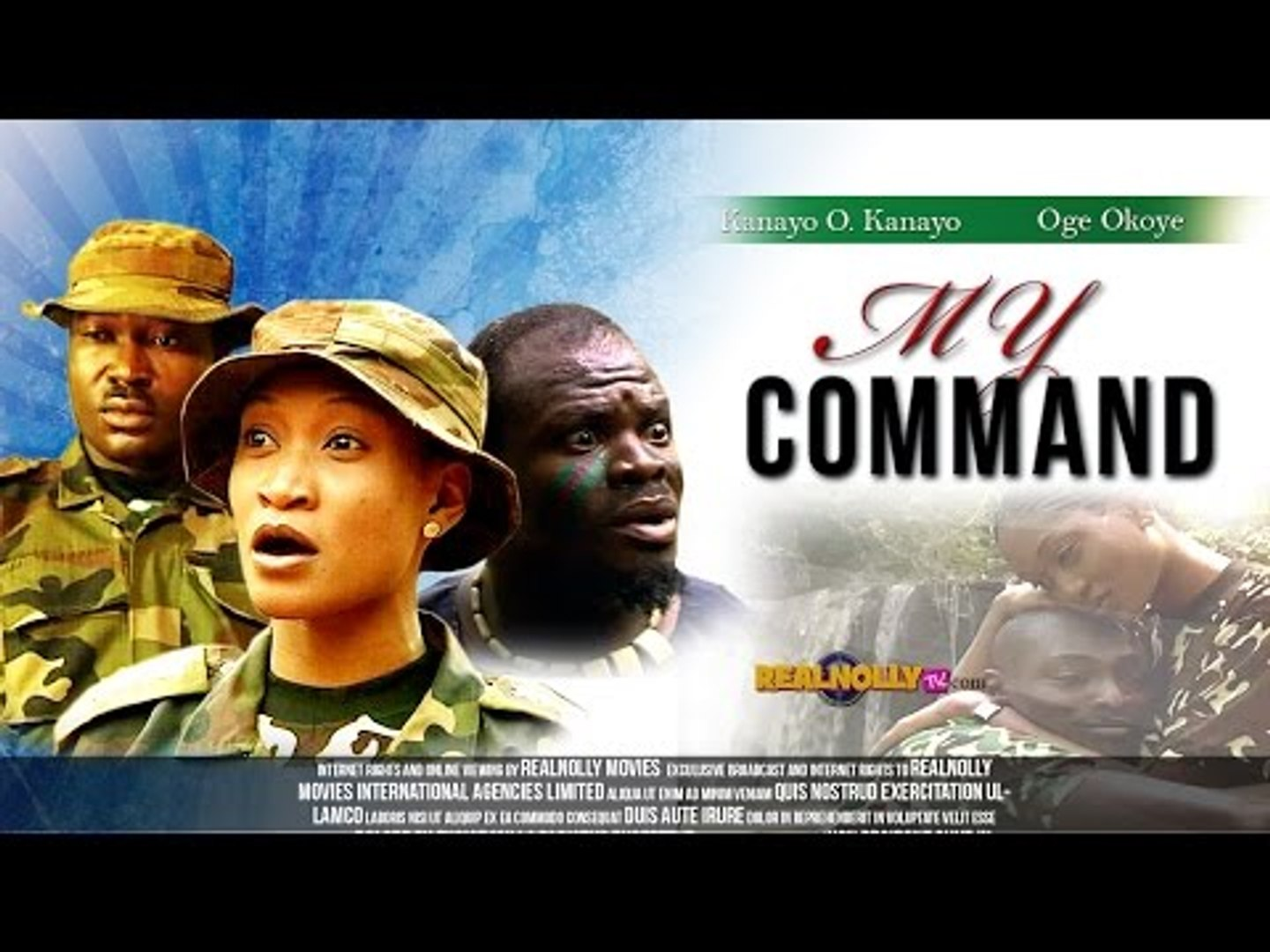 My Command 1 - Nigerian Nollywood Movies
