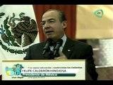 Calderón pide no dar marcha atrás al concurso de plazas docentes