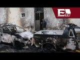 PGJE investiga incendio en alcaldía de Guadalupe Victoria en Puebla / Mario Carvonell