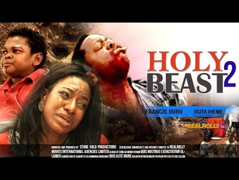 Nigerian Nollywood Movies - Holy Beast 2