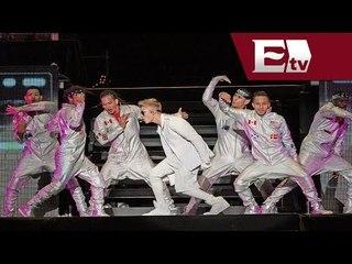 Justin Bieber se presenta en México / Justin Bieber visits Mexico 2013