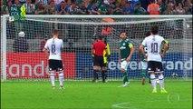 Palmeiras x Colo-Colo (Copa Libertadores 2018 Quartas de Final; JOGO DE VOLTA) 2° tempo