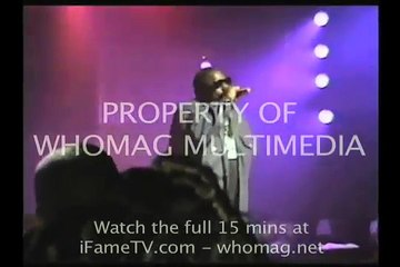 Notorious B.I.G. live - lost performance