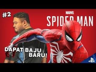 DAPAT BAJU BARU! | Marvel's Spider-Man (Bhg 2)