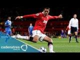 Javier 'Chicharito' Hernández dejaría el Manchester United y llegaría a la Juventus