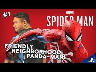 FRIENDLY NEIGHBORHOOD PANDA-MAN | Marvel's Spider-Man (Bhg 1)