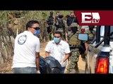 62 cuerpos encontrados en fosas de Jalisco/Excélsior Informa con Paola Virrueta