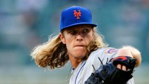 MLB Star Noah Syndergaard To Appear On History Channel's 'Vikings'