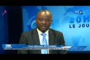 RTG/Le Plateau du Journal Télévisé RTG reçoit Mr Yves Ghislain Mitoumba RG d'Egal d'Accès des candidats et des partis politiques