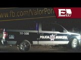 Clonan patrullas municipales en Apatzingán  / Excélsior Informa con  Andrea Newman