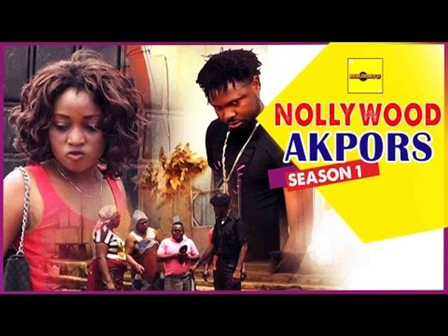 Nigerian Nollywood Movies - Nollywood Akpors 1