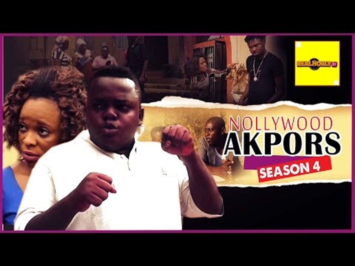 Nigerian Nollywood Movies - Nollywood Akpors 4