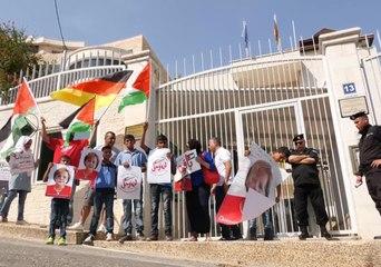 Students From Khan Al-Ahmar Appeal to Merkel Ahead of Visit to Israel