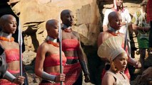 Black Panther Blu-Ray DVD – Female Leadership Featurette - Marvel Studios - Walt Disney Studios – Director Ryan Coogler – Producer Kevin Feige – Writers Ryan