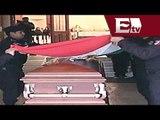 Continúan investigaciones por muerte de funcionarios en Michoacán/ Gloria Contreras