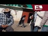 Autodefensa toma Nueva Italia, Michoacán (rafagueó,estanislao,autodefensas)/ Excélsior Informa