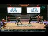 Oro Jr vs Sangre Azteca Segunda Caída CMLL