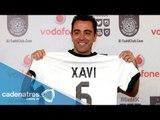 Presentan a Xavi Hernández como nuevo jugador del Al Sadd