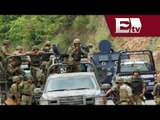 """Refuerzan seguridad en Michoacán por captura de """"El Tío"""" / Capturan a """"El Tío"""""""