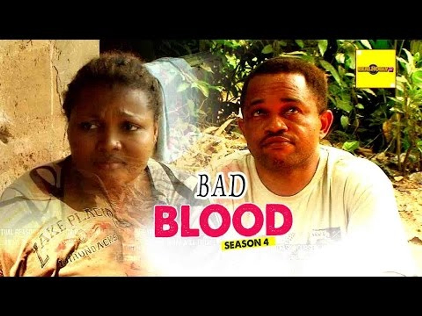 Latest Nollywood Movies - Bad Blood 4