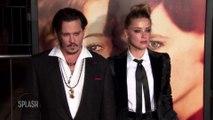 Johnny Depp upset by abuse allegations - Daily Celebrity News - Splash TV