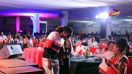 Alex Muhangi Comedy Store Oct 2018 - Mc Mariachi & Ssenga Nantume