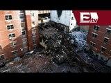 Llegan a México cuerpos de mexicanas fallecidas en derrumbe de Manhattan / Titulares de la noche
