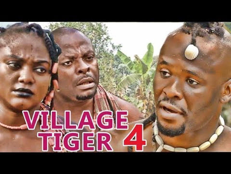 VILLAGE TIGER 4 - LATEST 2017 NIGERIAN NOLLYWOOD MOVIES | YOUTUBE MOVIES