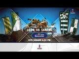 No te pierdas León vs Santos Laguna en Imagen Televisión | Imagen Deportes
