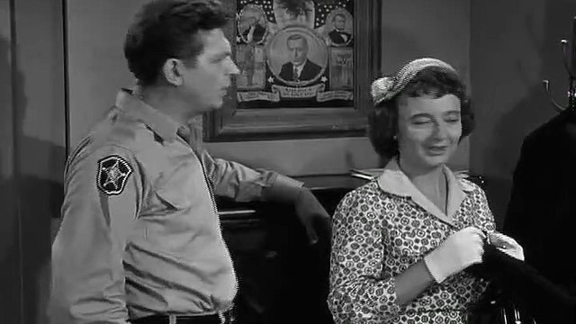 The Andy Griffith Show S01 E07 - Matchmaker Andy