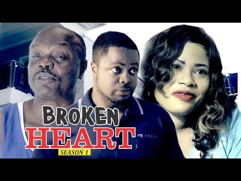 BROKEN HEART 1 - NIGERIAN NOLLYWOOD MOVIES