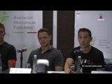 Se presentó la Asociación de Futbolistas Mexicanos | Adrenalina