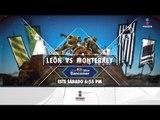 León vs. Monterrey en Imagen Televisión   Imagen Deportes