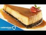Receta para preparar pastel imposible. Receta de pasteles / Pastel imposible