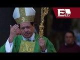 Norberto Rivera celebra misa Crismal en la catedral de la Ciudad de México / Titulares