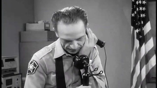 The Andy Griffith Show S03 E03 - Andy and the New Mayor